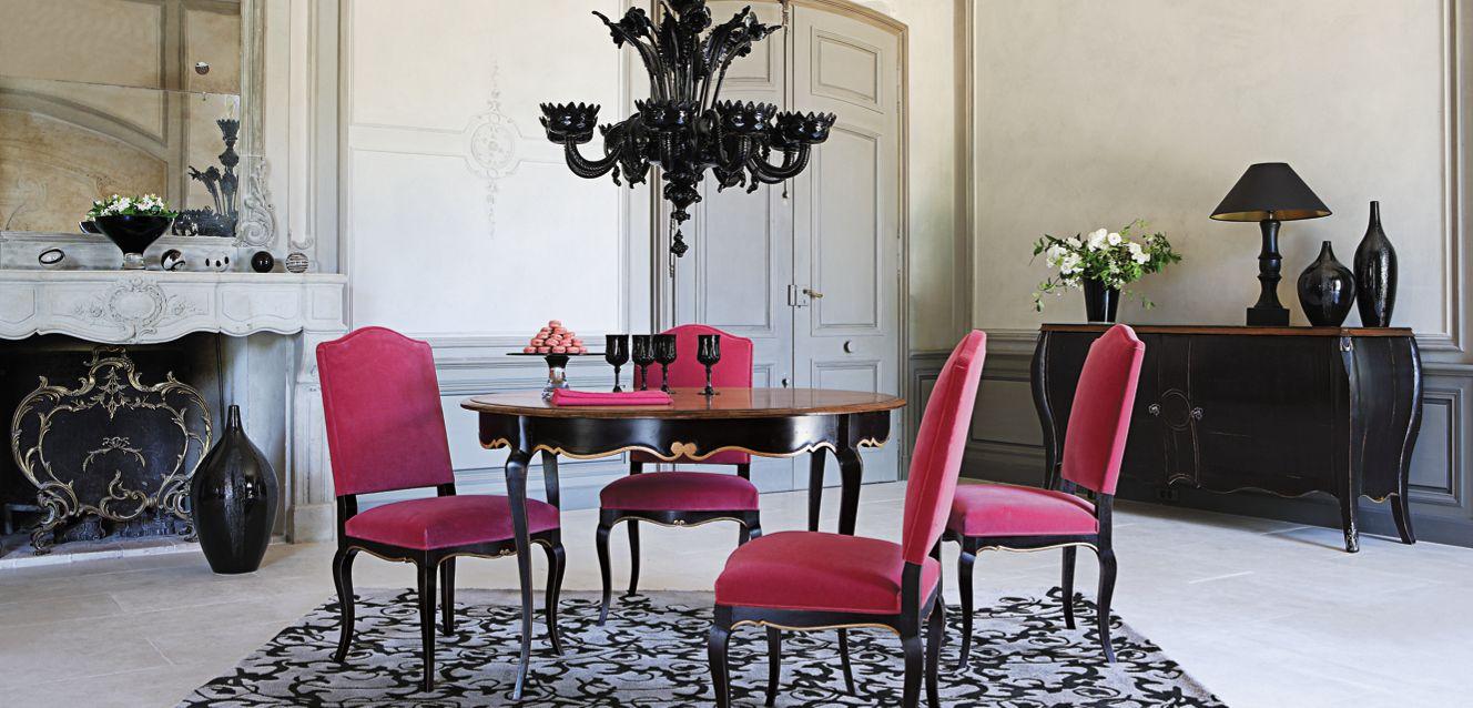 volubilis buffet collection nouveaux classiques roche bobois. Black Bedroom Furniture Sets. Home Design Ideas