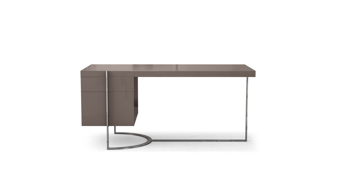 diapason desk roche bobois. Black Bedroom Furniture Sets. Home Design Ideas
