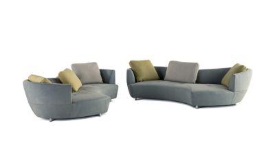 Digital Large Round 3 Seat Sofa Roche Bobois