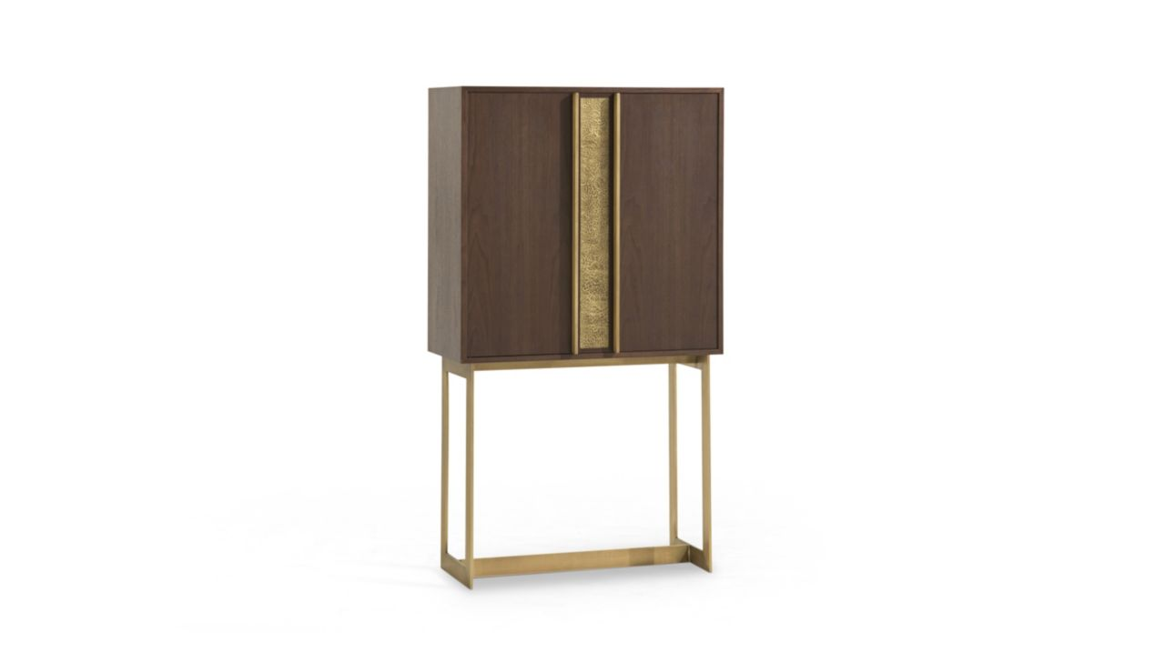 Trocadero mueble bar colecci n nouveaux classiques for Muebles roche bobois catalogo