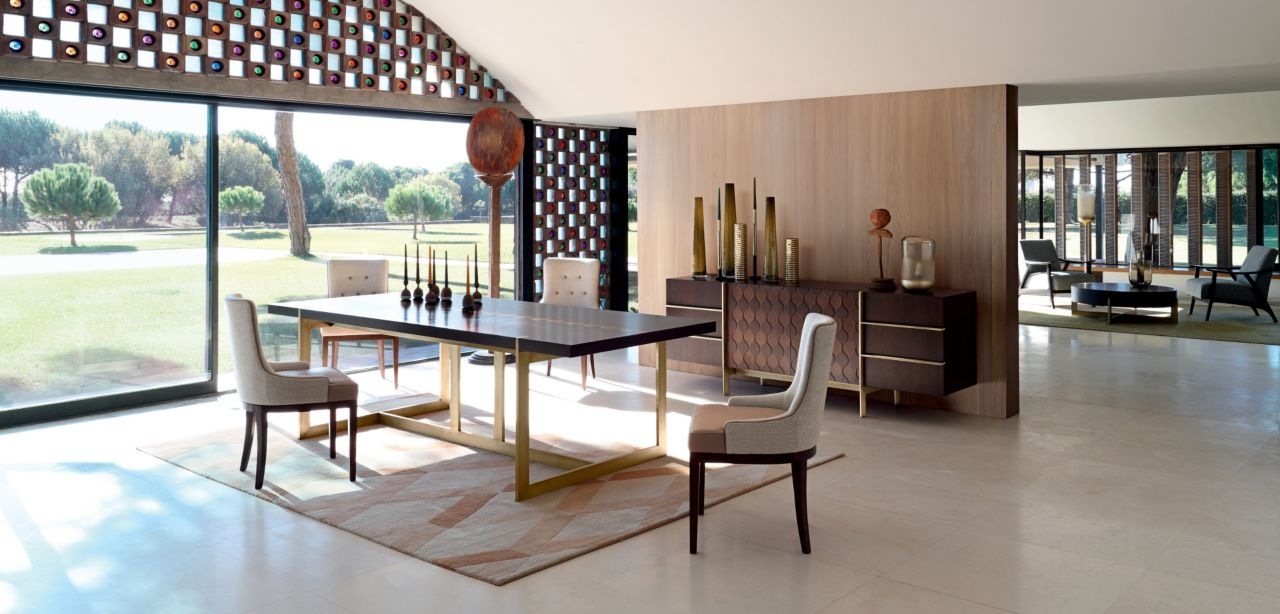 Iconic Furniture Dining Table
