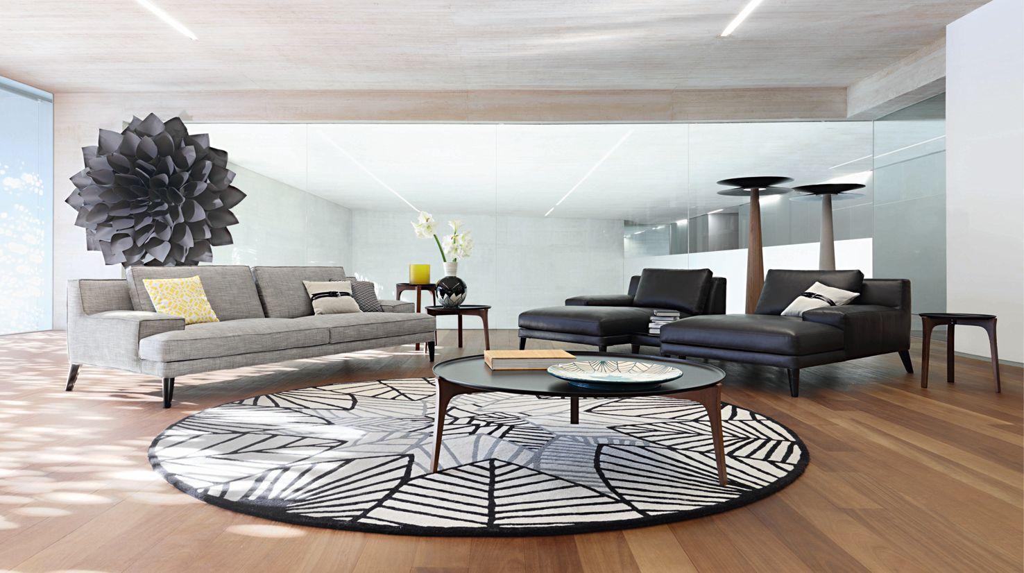 playlist corner composition roche bobois. Black Bedroom Furniture Sets. Home Design Ideas
