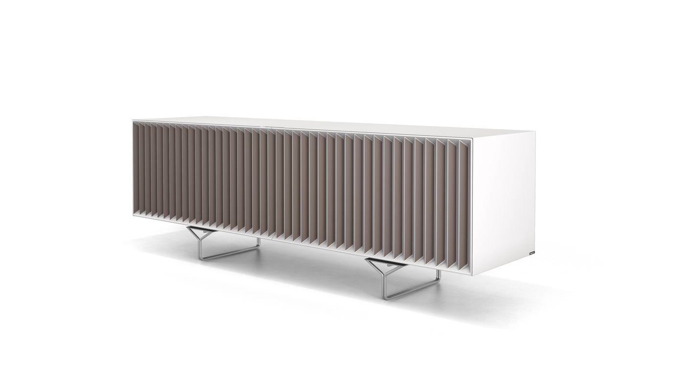 zig zag sideboard roche bobois. Black Bedroom Furniture Sets. Home Design Ideas