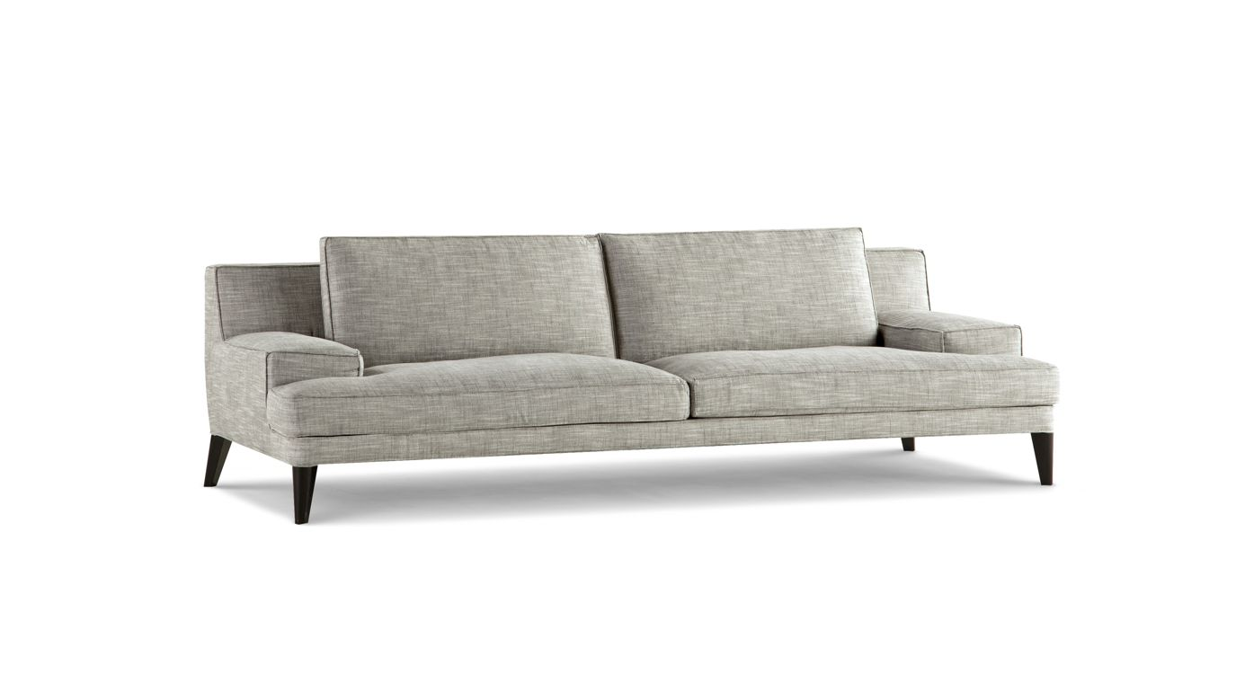 Playlist large 3 seat sofa roche bobois for Canape roche bobois