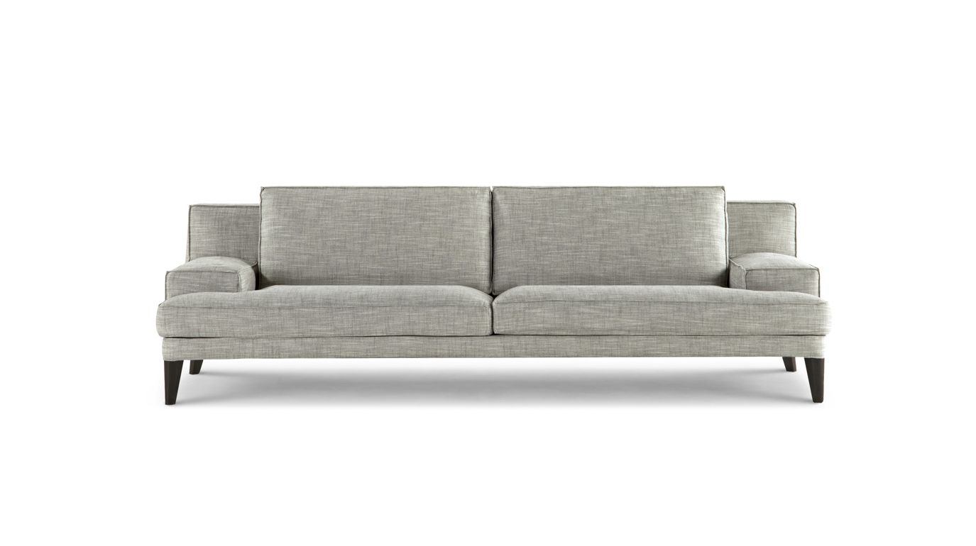 Playlist large 3 seat sofa roche bobois for Roche bobois france canape