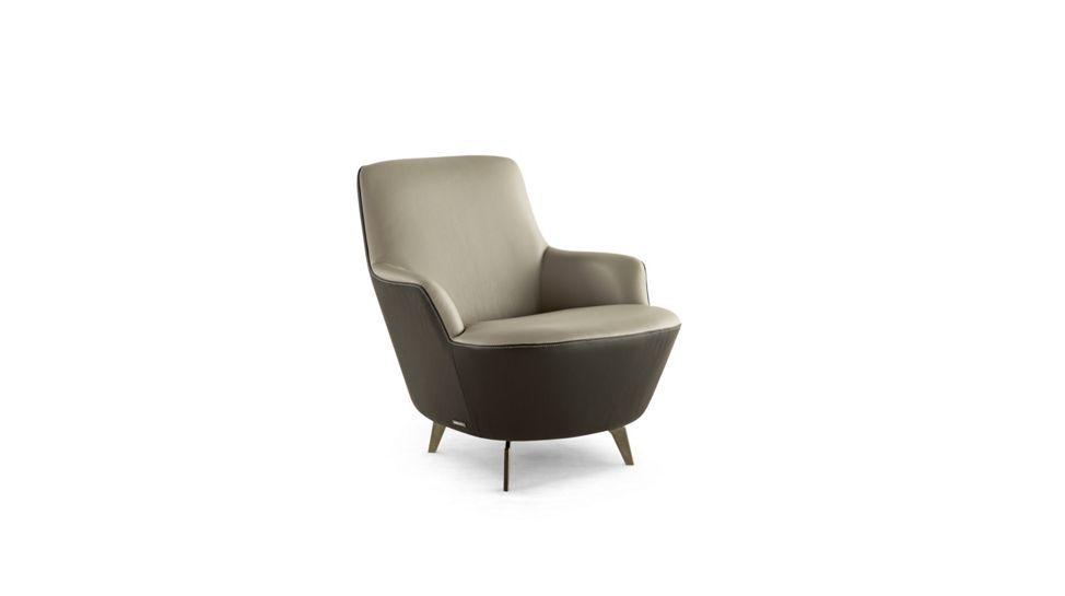 Stupendous Akemi Armchair Armchairs Roche Bobois Bralicious Painted Fabric Chair Ideas Braliciousco