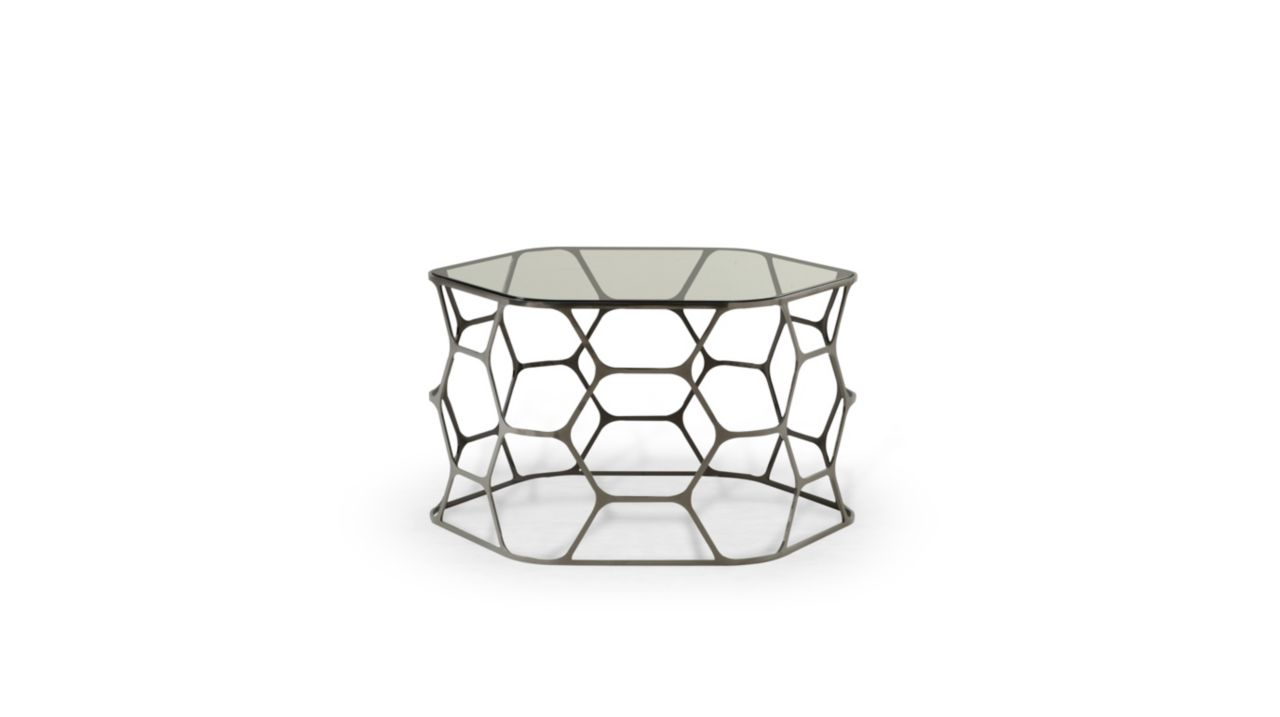 Pollen end table roche bobois - Roche bobois table basse ...