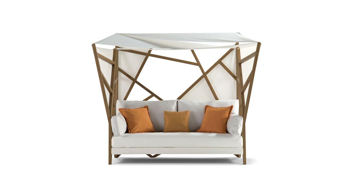 Saga armless sofa 2 seats roche bobois for Canape roche bobois