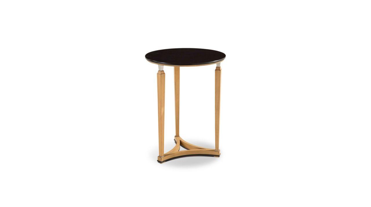 5 me avenue pedestal table nouveaux classiques collection roche bobois - Gueridon roche bobois ...