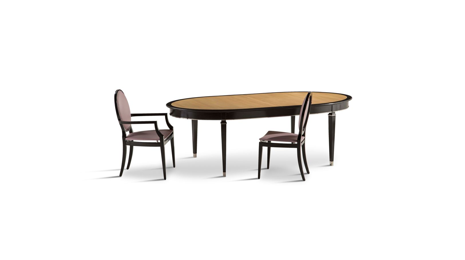 5 me avenue dining table nouveaux classiques collection roche bobois. Black Bedroom Furniture Sets. Home Design Ideas