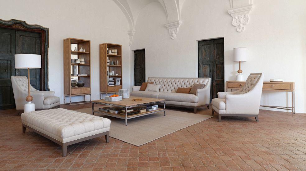 Tavolino fianco divano epoq collezione nouveaux classiques roche bobois - Divano roche bobois ...