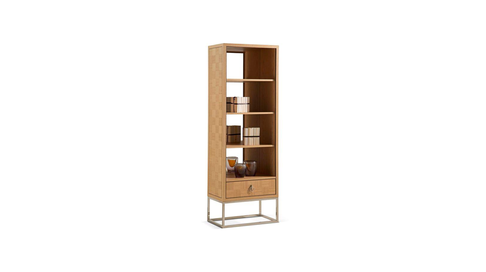 epoq bookcase nouveaux classiques collection roche bobois. Black Bedroom Furniture Sets. Home Design Ideas