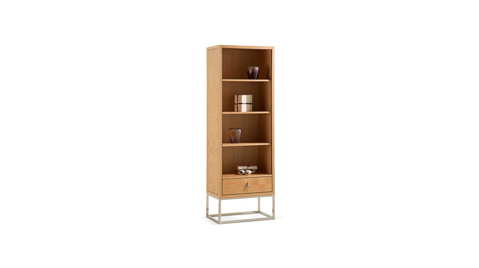 Epoq bookcase nouveaux classiques collection roche bobois - Collection roche bobois ...