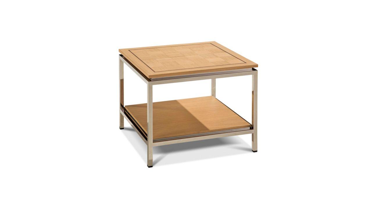 Epoq end table nouveaux classiques collection roche bobois - La roche bobois table ...