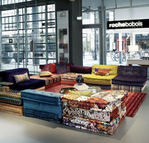 magasin roche bobois d sseldorf stilwerk 40212. Black Bedroom Furniture Sets. Home Design Ideas