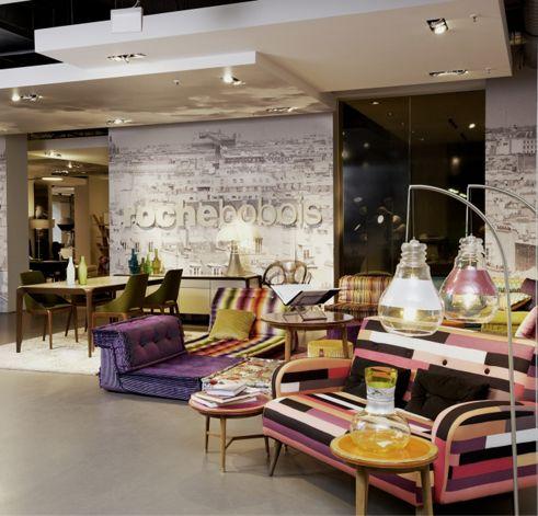 rendez vous magasin roche bobois berlin stilwerk 10623. Black Bedroom Furniture Sets. Home Design Ideas