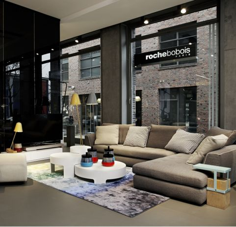 roche bobois showroom frankfurt hanauer landstra e 60314. Black Bedroom Furniture Sets. Home Design Ideas