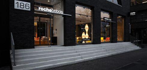 roche bobois showroom frankfurt hanauer landstra e 60314. Black Bedroom Furniture Sets. Home Design Ideas