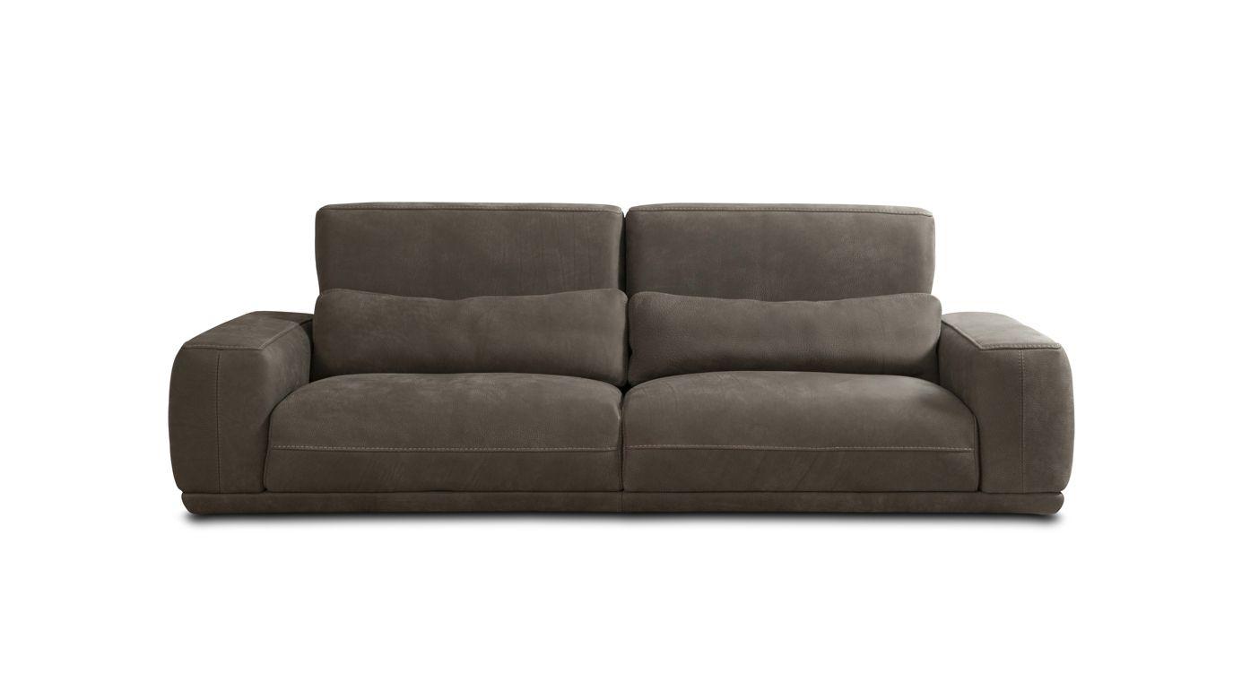 gro es 3 sitzer sofa duplex roche bobois. Black Bedroom Furniture Sets. Home Design Ideas