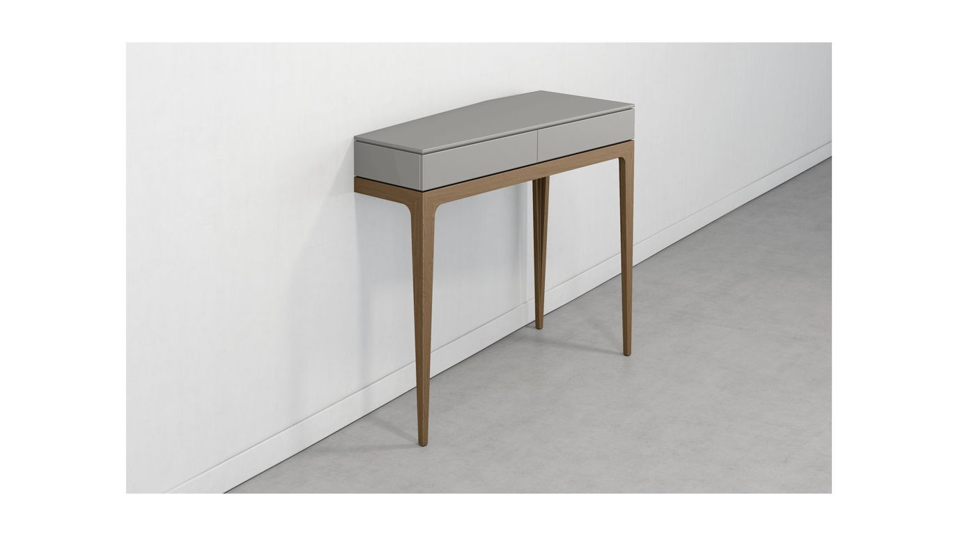 Moved console roche bobois for Console meuble design
