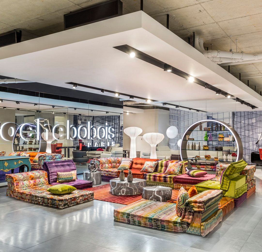 Re-Opening after major refurbishment - Roche Bobois