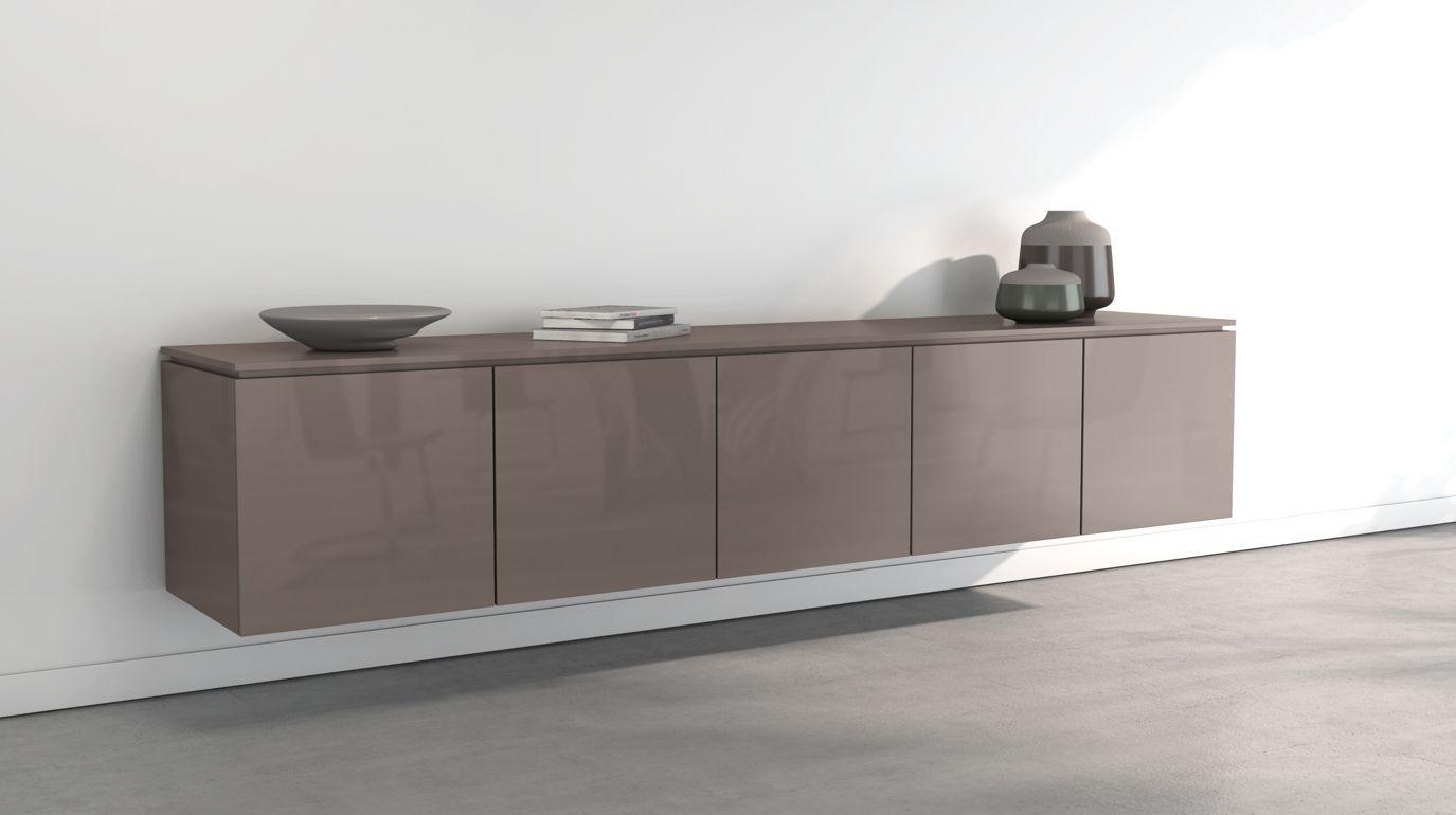 coda buffet suspendu roche bobois. Black Bedroom Furniture Sets. Home Design Ideas