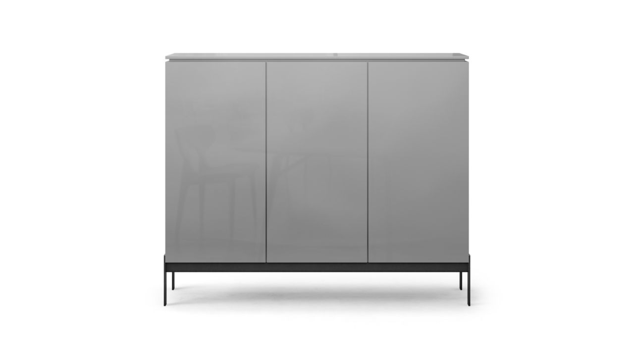 coda buffet roche bobois. Black Bedroom Furniture Sets. Home Design Ideas