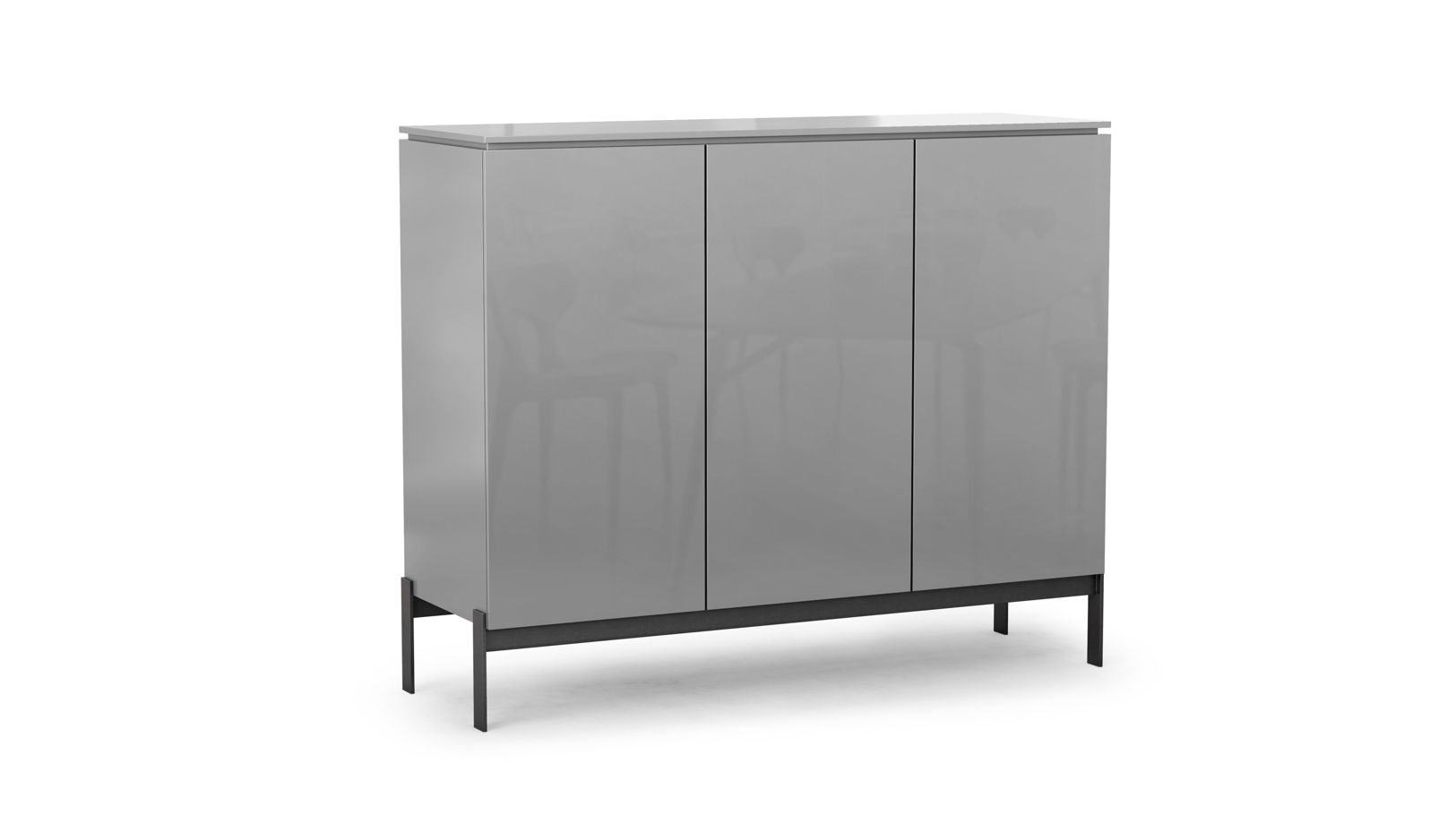 coda sideboard roche bobois. Black Bedroom Furniture Sets. Home Design Ideas