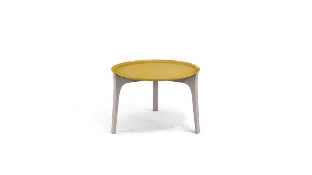 Tavolino fianco divano bow roche bobois - Eetkamer roche bobois ...