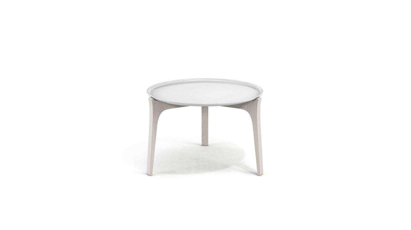 Tavolino fianco divano bow roche bobois - Tavolino divano ...