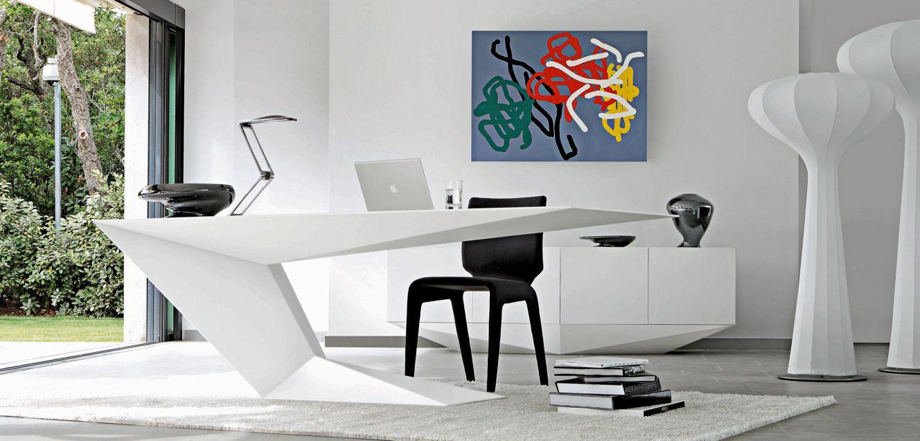 furtif desk roche bobois. Black Bedroom Furniture Sets. Home Design Ideas