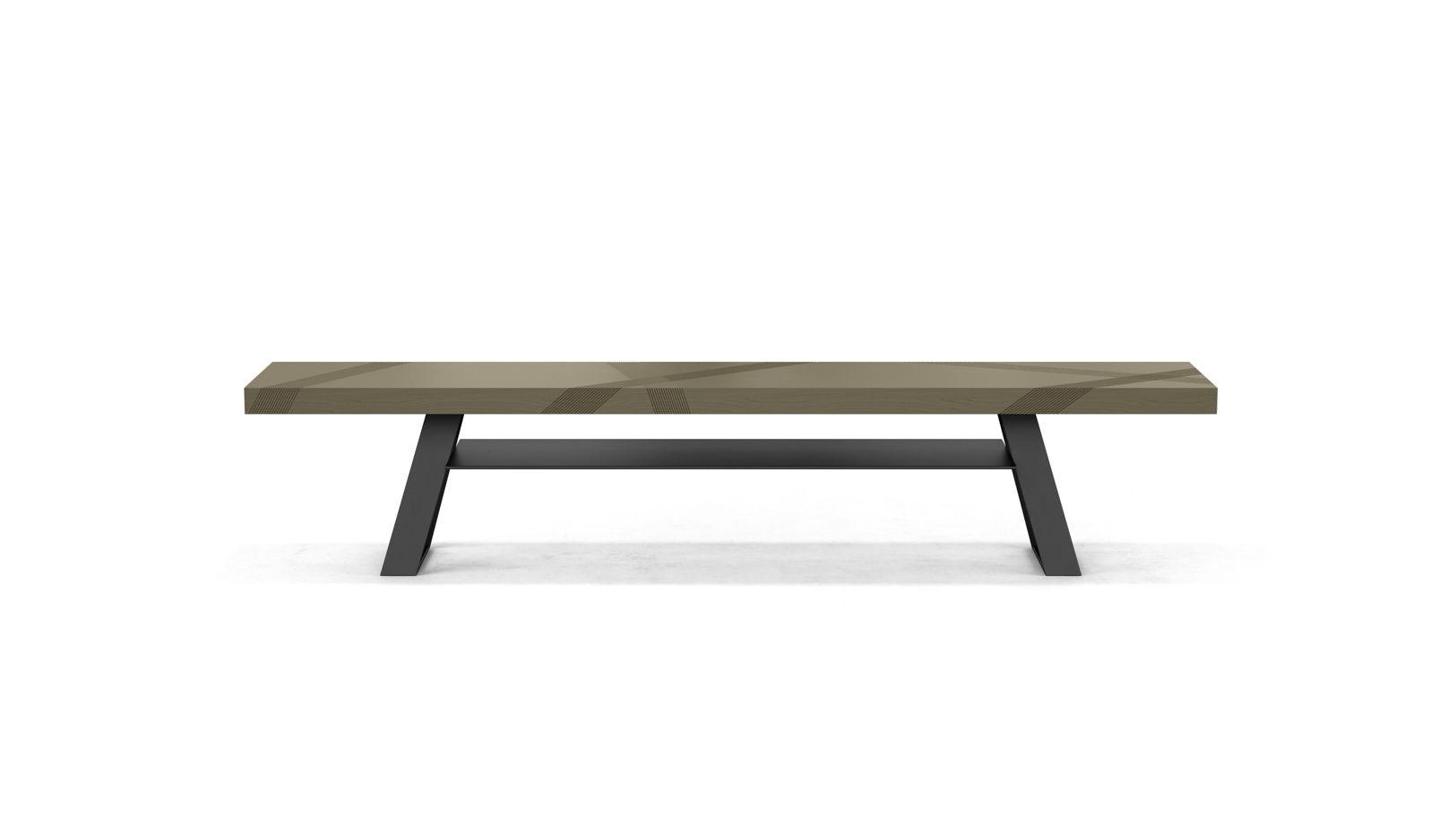 Track bench roche bobois - Etagere roche bobois ...