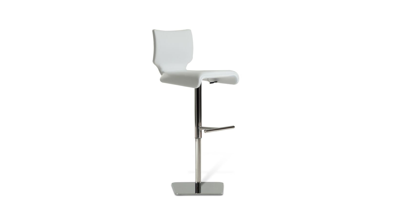 Chabada up down stool epoxy finish roche bobois - Tabouret roche bobois ...