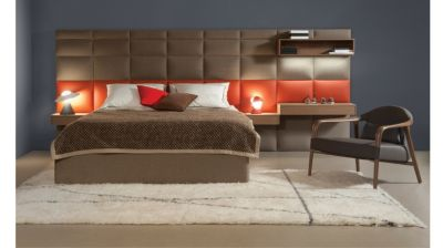 Courchevel Bed Roche Bobois