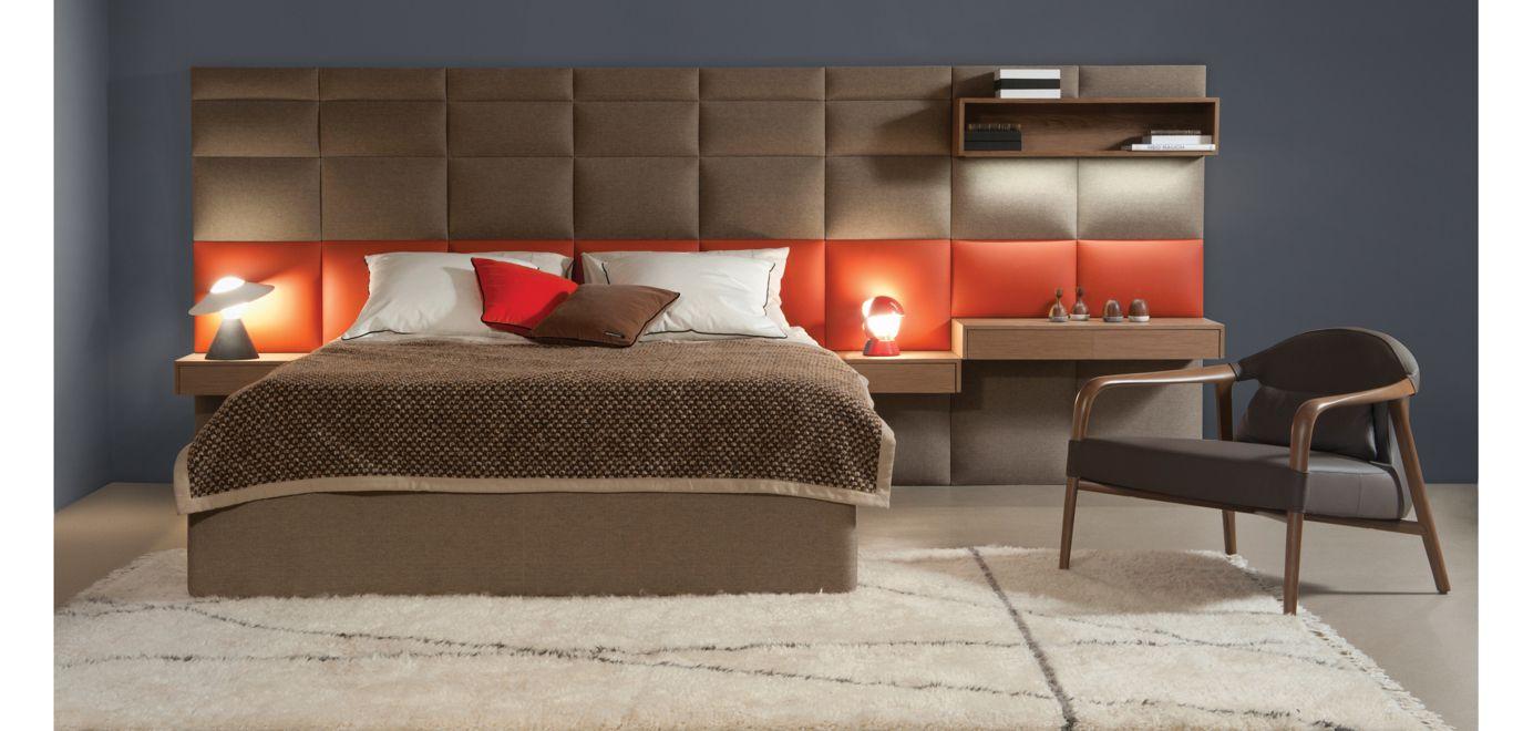 lit courchevel roche bobois. Black Bedroom Furniture Sets. Home Design Ideas