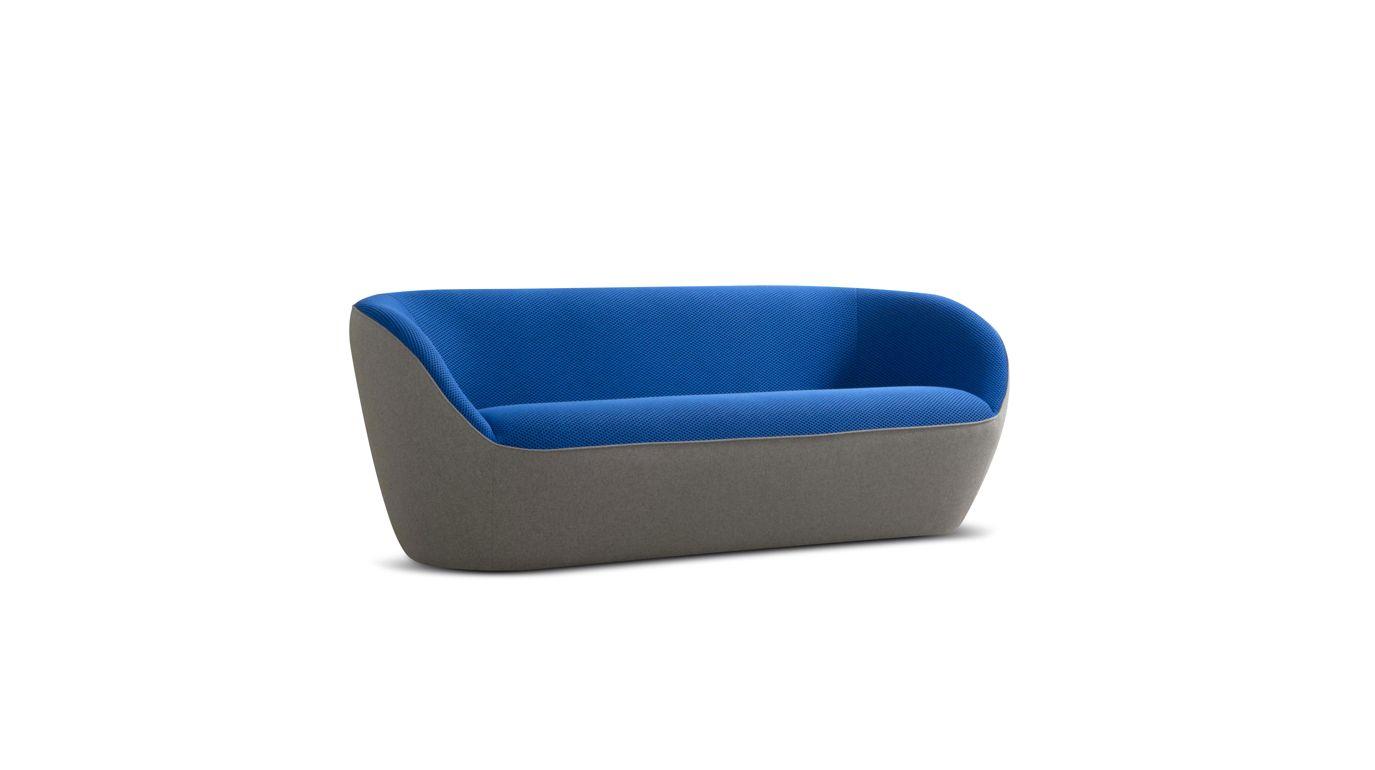 Fauteuil edito roche bobois for Canape 2 places fauteuil assorti