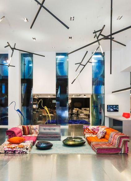 Roche Bobois showroom NY - New York - Madison Avenue (NY 10016)