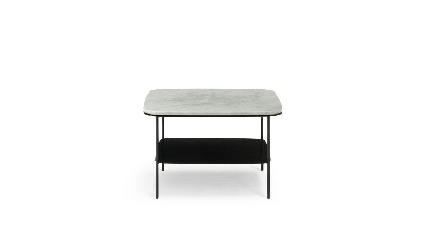 Geom round pedestal table roche bobois - Gueridon roche bobois ...