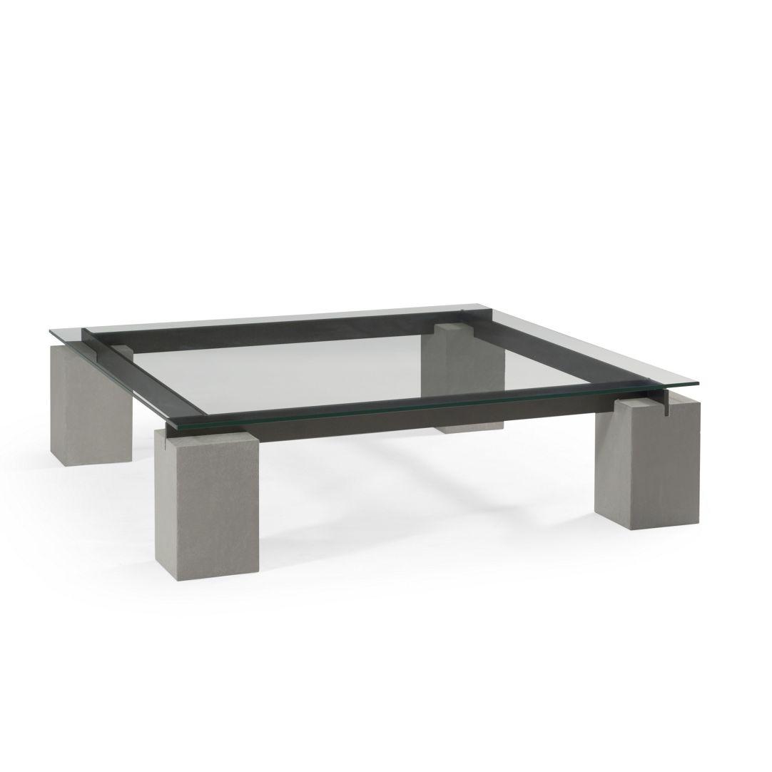 Table basse roche bobois verre bois - Roche bobois tables basses ...