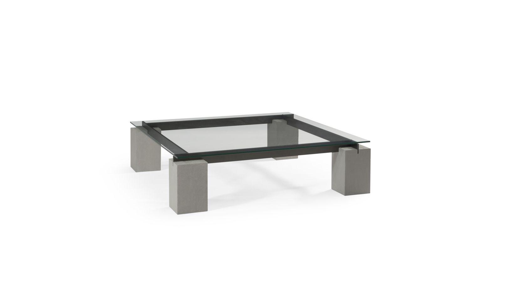 Table basse carr e t n r roche bobois - Roche bobois table basse ...