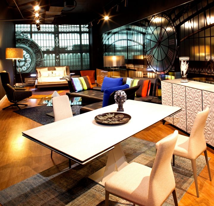 Rendez vous magasin roche bobois oh columbus oh 43215 for Meuble columbus