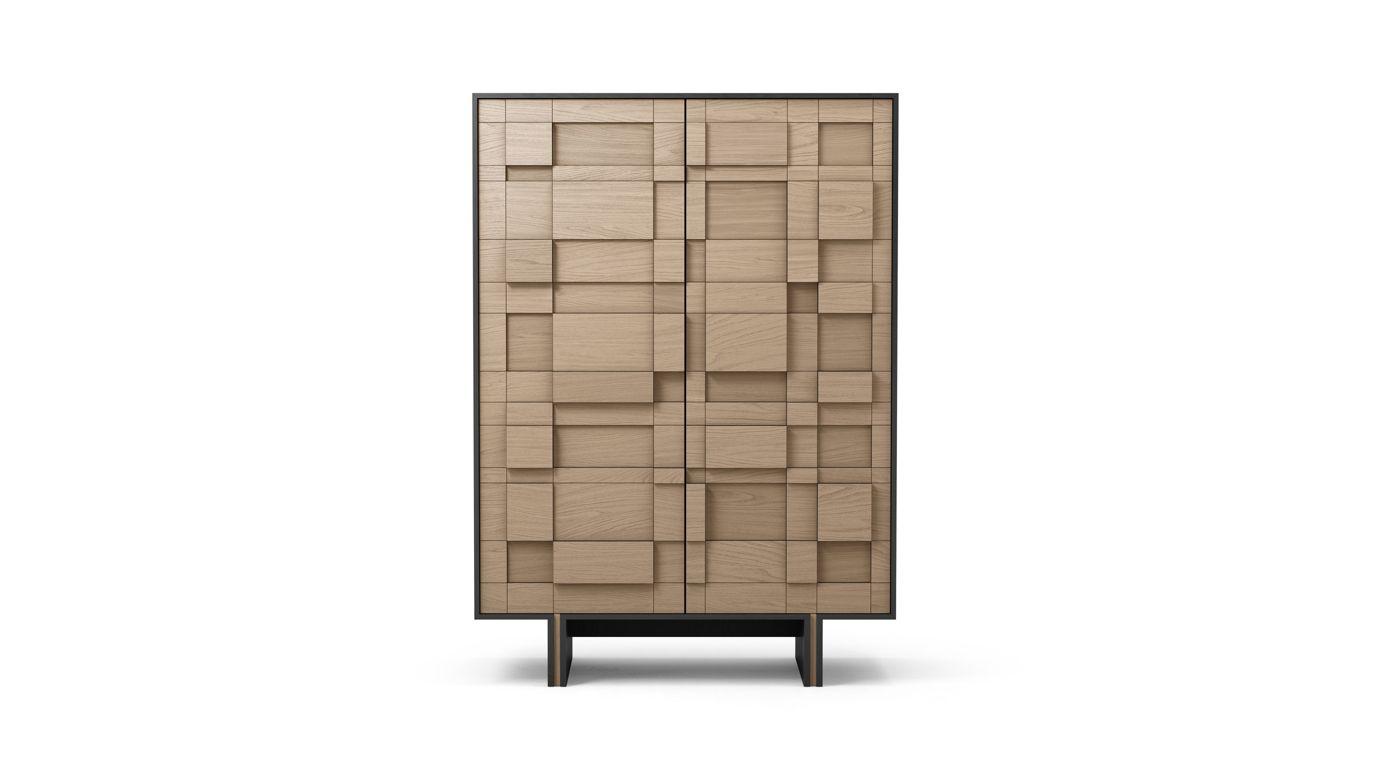 buffet nat roche bobois. Black Bedroom Furniture Sets. Home Design Ideas