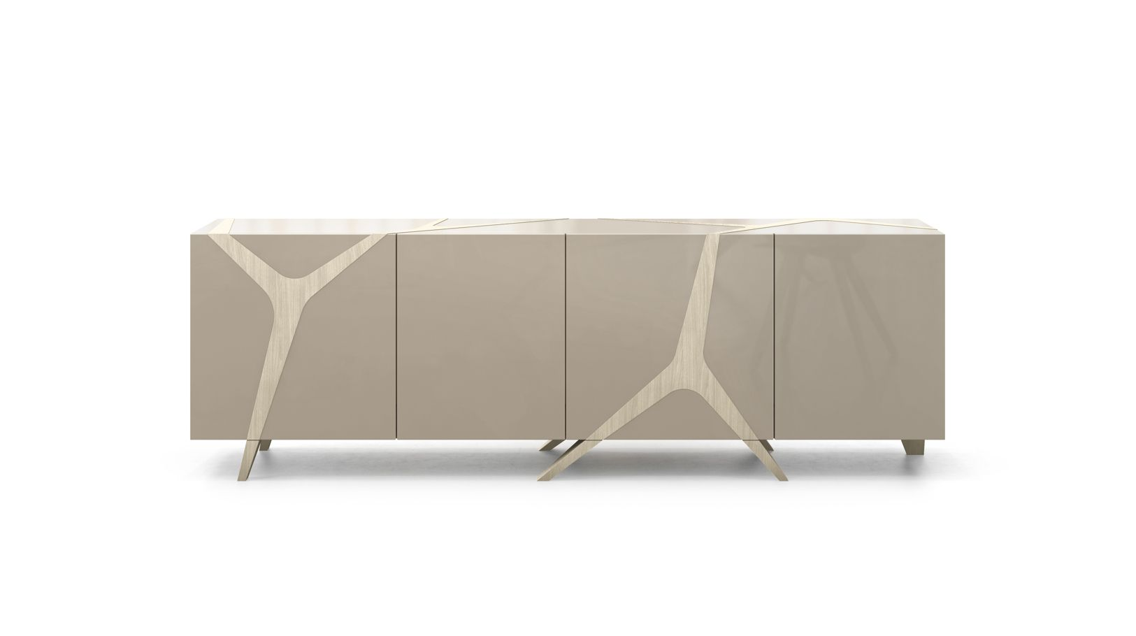 mangrove sideboard roche bobois. Black Bedroom Furniture Sets. Home Design Ideas