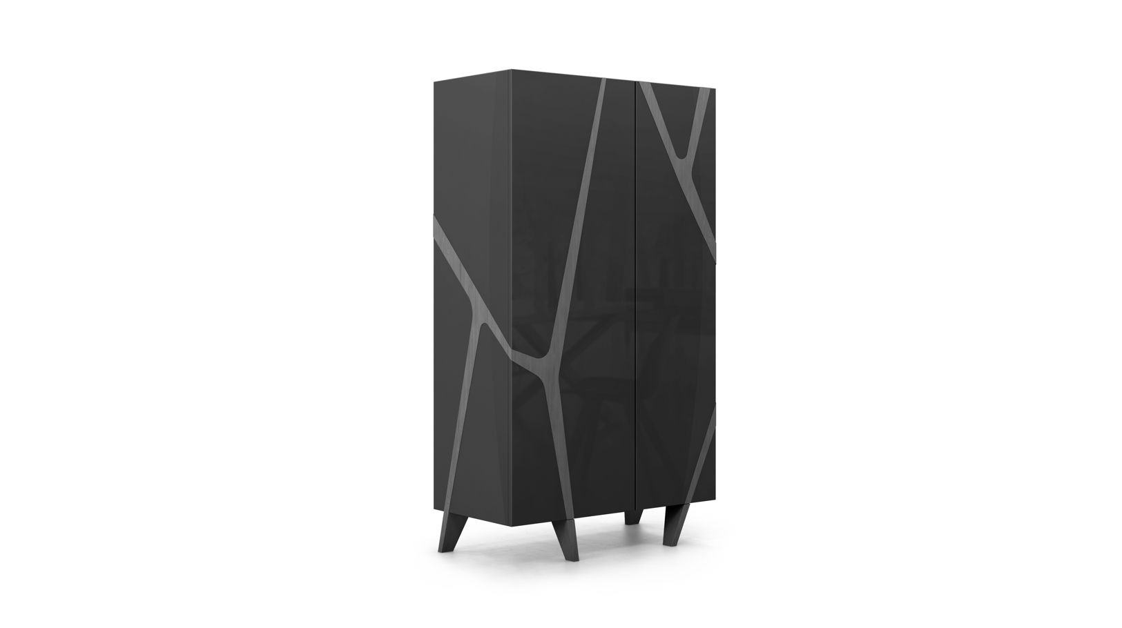armoire mangrove roche bobois. Black Bedroom Furniture Sets. Home Design Ideas