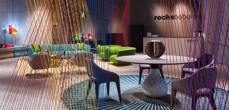 International Milan Fair 2016 Roche Bobois