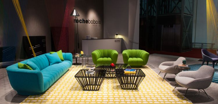 salon international de milan 2016 roche bobois. Black Bedroom Furniture Sets. Home Design Ideas