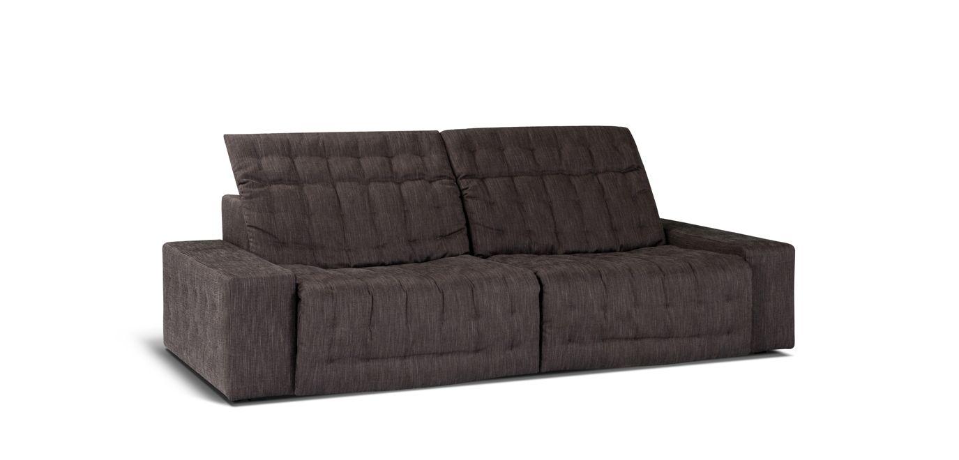 interview large 3 seat sofa roche bobois. Black Bedroom Furniture Sets. Home Design Ideas