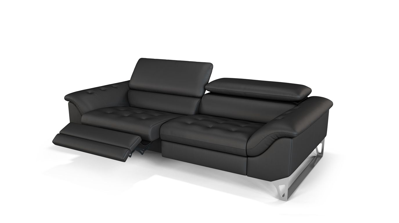 Grand canape 3 places cinetique roche bobois for Canape roche et bobois