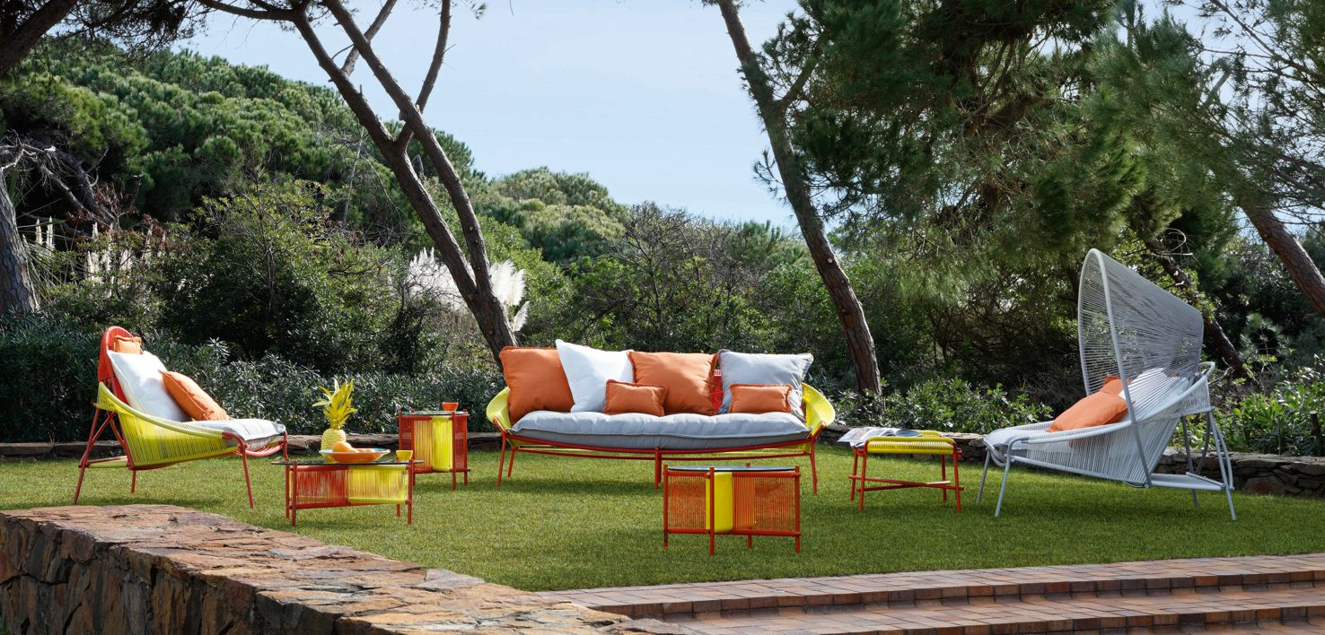 Traveler Outdoor Armchair With Hood Roche Bobois