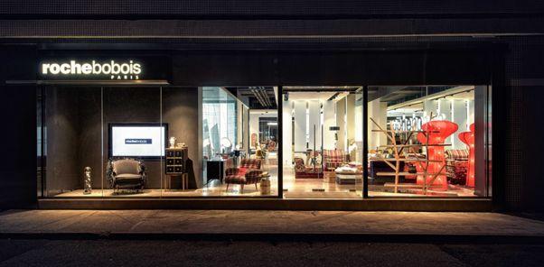 Roche Bobois showroom Hong Kong (Ap Lei Chau,)